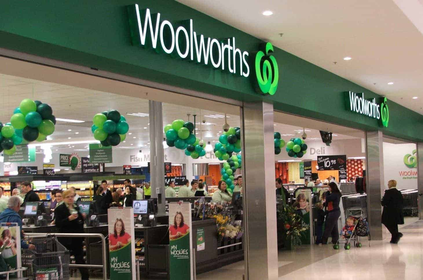 How To Invest In Shares - Woolworths